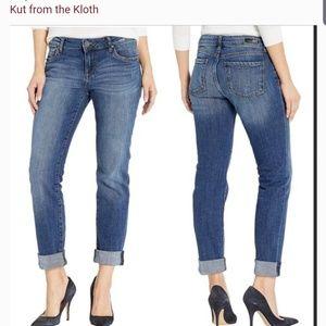 Kut Catherine Boyfriend jeans!